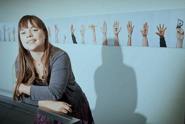 Esther-Rina zet op haar vijfde dag project opvoedondersteuning op
