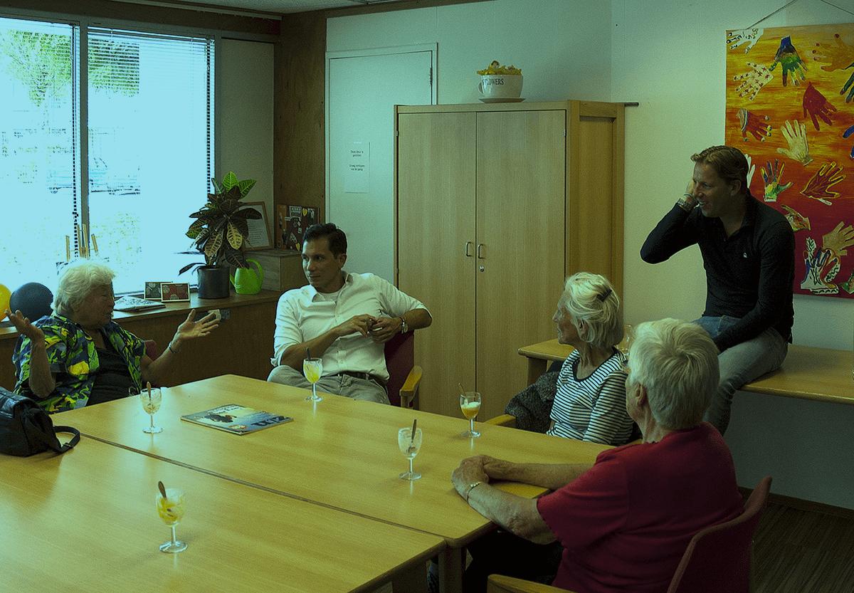 Een gezellige en competitieve middag bij Participe